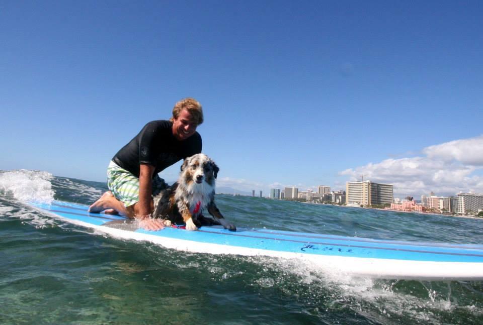 James Donnelly Waikiki Surf Instructor
