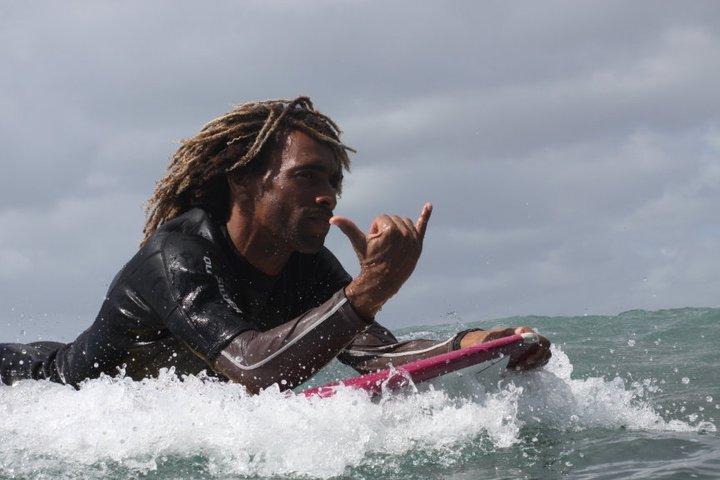 Sean Anderson Waikiki Surf Instructor